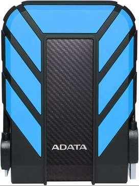 Disco Duro Externo Adata HD710 Pro 1TB, Azul