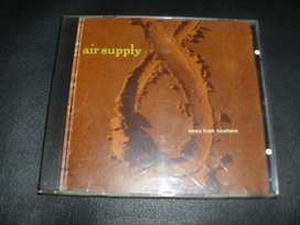"AIR SUPPLY CD,"" NEWS FROM NOWHERE "", nacional"