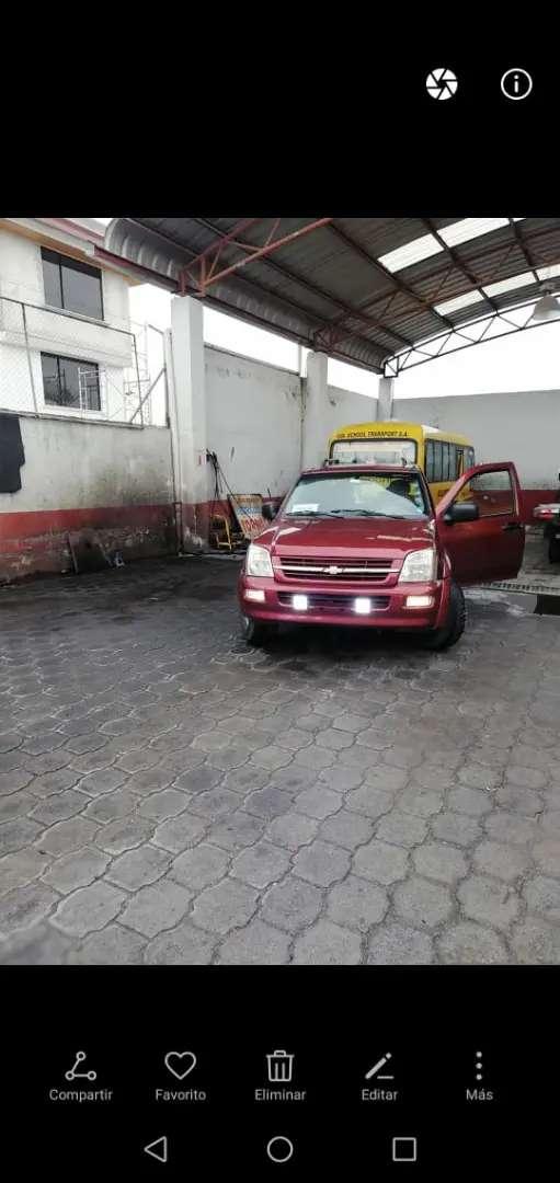 Se vende Chevrolet D-max año 2005
