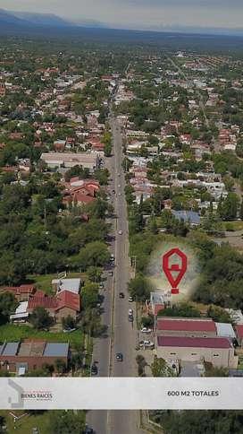 Oportunidad en Merlo, San Luis TERRENO EN ESQUINA sobre Av. NORTE