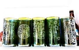 99 vasos Artesanales