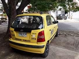 Taxi de servicio público
