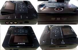 Grabador de DVD SD/HD SONY SONY  VRD-MC6 LCD PANTALLA PORTATIL