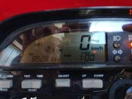 Honda tornado 2013 a cumplir 9 mil km impecable