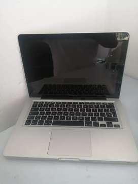 Portátil mackbook pro core i5