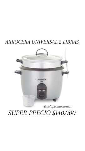 Arrocera universal 2 Libras