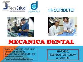 MECÁNICA DENTAL - CEPRODENT