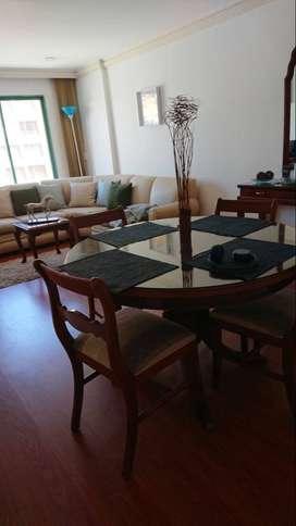 Arriendo hermosa y cómoda suite, República del Salvador y Naciones Unidas, a lado del Hotel Sheraton