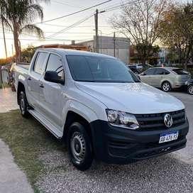 Volkswagen Amarok 2017 INMACULADA