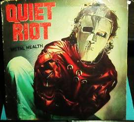 Acetato de Quiet Riot