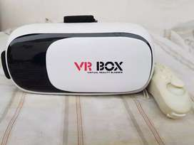 Vr Box Lentes Realidad Virtual Para Smartphone