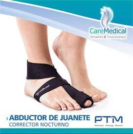 Abductor Nocturno de Juanete PTM Ortopedia Care Medical