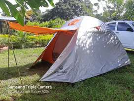 Vendo camping carpa klimber