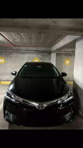 Toyota Corolla 2018 FULL con modificaciones (leer descripción)