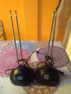 2 Antenas de tv