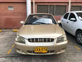 Vendo hyundai accent 2002