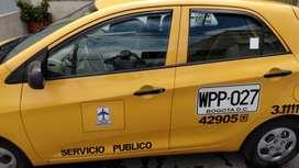 Por motivo de viaje vendo taxi