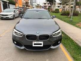 BMW 120i M SPORT - 2017 c/ mantenimiento gratis