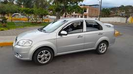 Aveo emotion 2016 GLS