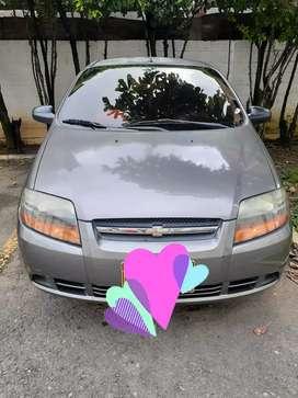 Chevrolet Aveo LS 2012 1.6cc