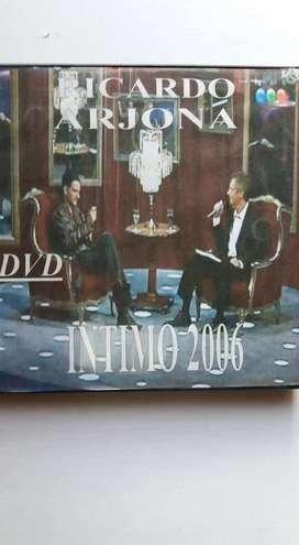DVD ARJONA ÍNTIMO 2006