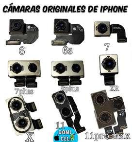 Camaras orginales de iPhone