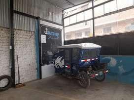Moto taxi wanxin