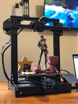 Impresora 3D - Creality ender 3 V2