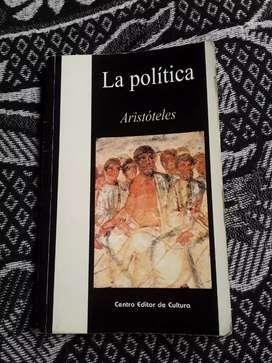 """""""La política"""" de Aristóteles"""
