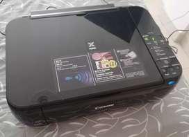 Vendo Canon MP495 y HP Deskjet 1.000