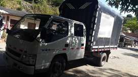 Se vende camion JMC, doble cabina new carrying 3.5 T, cara vieja. Precio negociable.