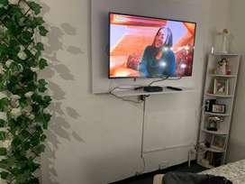 vendo televisor Sony Bravia 4K de 49´´