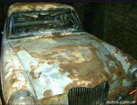 Camioneta Siam di tela original 1960