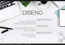 Diseñador gráfico e industrial