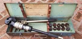 Compresor hidráulico Morsela más 10 matrices de regalo