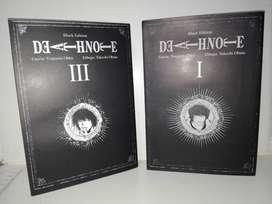 Manga Death Note Black Edition - Español - Tsugumi Ohba Takeshi Obata