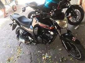 Moto Fz 160 mod 2015