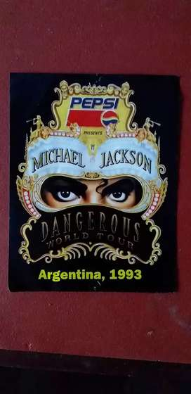 Sticker de Michael Jackson