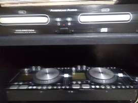 Mezclador de CD AMERICAN audio BCD pro1000