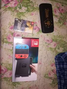 Se vende nintendo switch