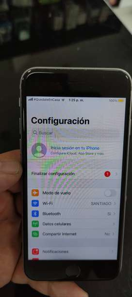IPHONE 6S de 16GB 100% funcional