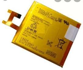 Bateria sony original m2 nuevas garantia