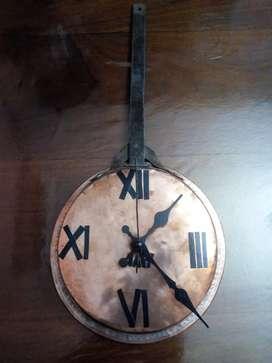 Reloj de cobre
