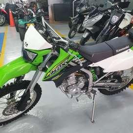 KLX 250 en perfecto estado
