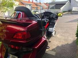 Motocicleta Honda Goldwing