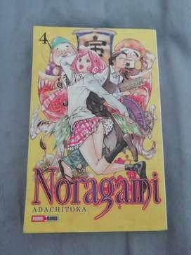 Manga noragami tomo4