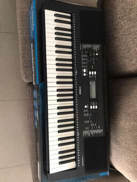 Teclado Yamaha psr-e363 NUEVO