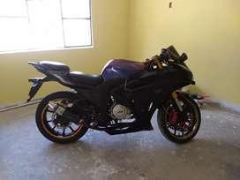 Moto Pistera RTM250cc