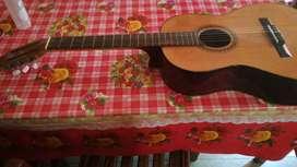 Vendo guitarra clásica