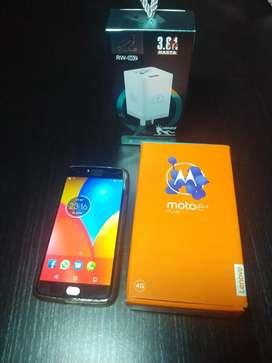 Se vende Moto e4 plus